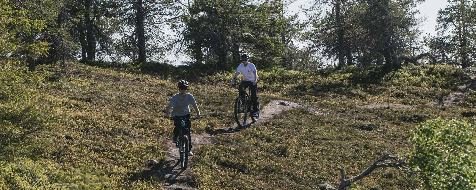 Ruka Bikes - Vuokraa sähköavusteinen polkupyörä